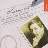 Sursum Corda; Sinfonietta