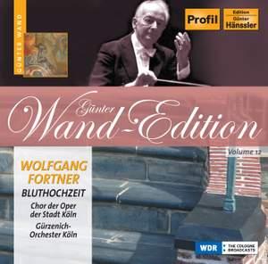 Günter Wand Edition Volume 12