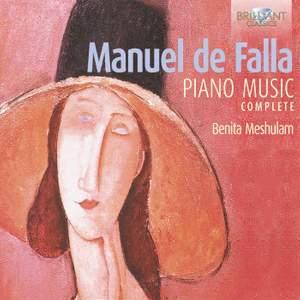 Manuel de Falla: Complete Piano Music