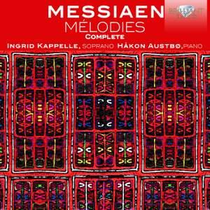 Messiaen: Complete Songs for Soprano & Piano