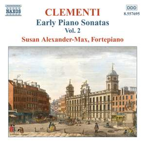Clementi - Early Piano Sonatas Volume 2
