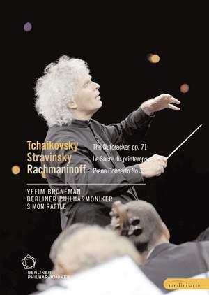 Rattle conducts Tchaikovsky, Stravinsky & Rachmaninov