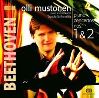 Beethoven - Piano Concertos Nos. 1 & 2