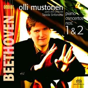 Beethoven - Piano Concertos Nos. 1 & 2 Product Image