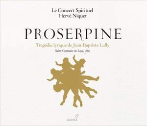 Lully: Proserpine