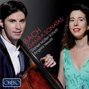 JS & CPE Bach: Sonatas for Viola da gamba