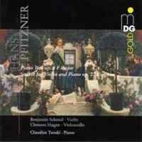 Pfitzner: Violin Sonata & Piano Trio