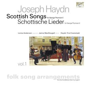 Haydn - Scottish Songs Volume 1