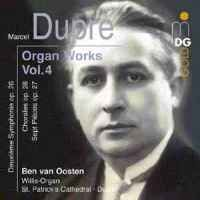 Dupré - Complete Organ Works Volume 4