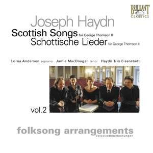 Haydn - Scottish Songs Volume 2