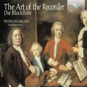 The Art of the Recorder Product Image