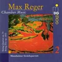 Reger: Chamber Music Vol. 2