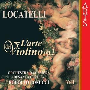 L´arte del Violino, Op. 3 - Vol. 1