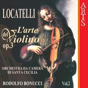 L´arte del Violino op. 3 - Vol. 2