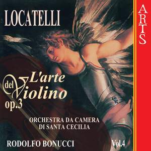 L´arte del Violino op. 3 - Vol. 4