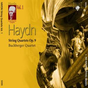 Haydn - String Quartets Volume 1