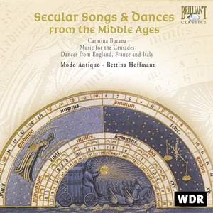 Secular Songs & Dances from the Middle Ages