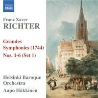 Richter - Grandes Symphonies Nos. 1-6 (Set 1)