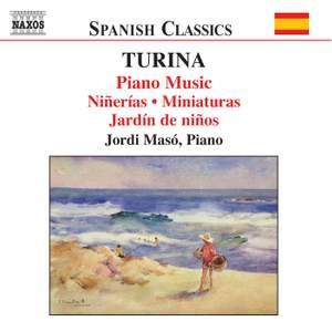 Turina: Piano Music, Volume 4