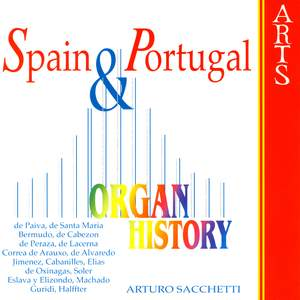 Organ History - Spain and Portugal