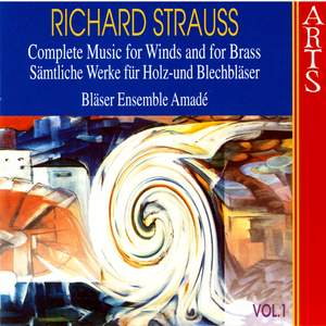 Strauss - Complete Music for Wind & Brass Vol. 1 Product Image