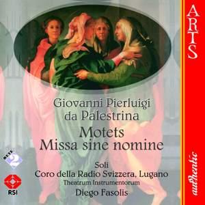 Palestrina: Laudate Dominum, etc.
