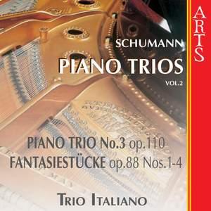 Schumann - Piano Trios Vol. 2