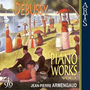 Debussy - Complete Piano Works Vol. 3