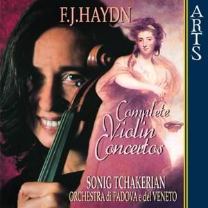 Haydn: Violin Concertos Nos. 1, 3 & 4