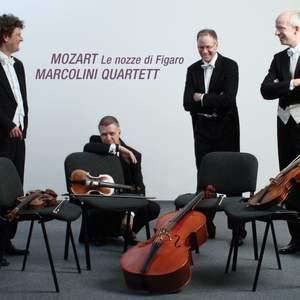 Mozart: Le nozze di Figaro, K492 (arranged for string quartet) Product Image