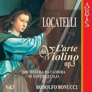 L´arte del Violino, Op. 3 - Vol. 3