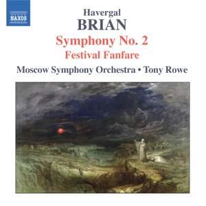 Havergal Brian: Symphony No. 2 Product Image