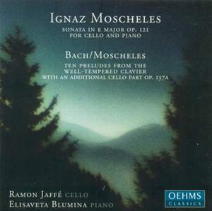 Moscheles - Works for Cello & Piano Product Image