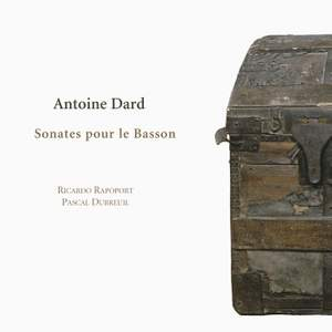Dard: 6 Sonatas for Bassoon & Basso Continuo Product Image