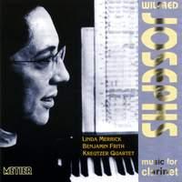 Wilfred Josephs - Music For Clarinet