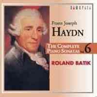 Haydn - Complete Piano Sonatas Volume 6