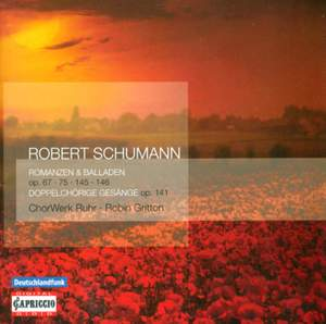 Robert Schumann: Romances and Ballads