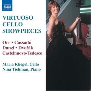 Virtuoso Cello Showpieces Product Image