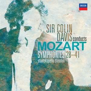 Mozart - Late Symphonies Nos. 28-41