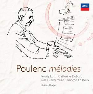 Poulenc - Songs