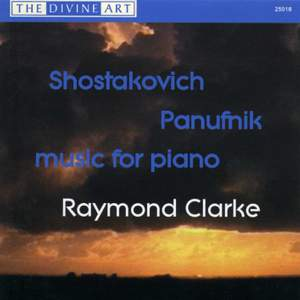 Shostakovich & Panufnik: Music for Piano
