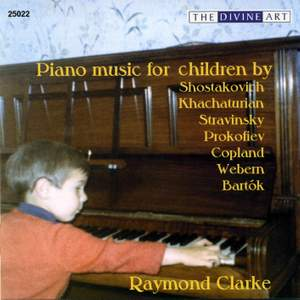 Piano Music For Children Product Image