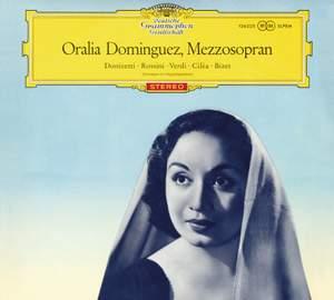 Oralia Dominguez - Opera Recital