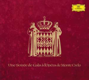 Gala Evening at Monte Carlo Opera