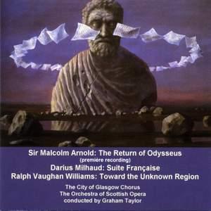 Arnold: The Return of Odysseus, Op. 119, etc.