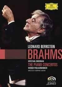 Brahms - Piano Concertos Nos. 1 & 2