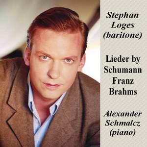 Schumann, Franz & Brahms: Lieder