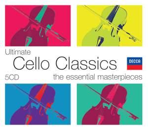 Ultimate Cello Classics