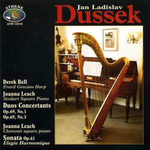 Dussek - Works for Harp & Keyboard
