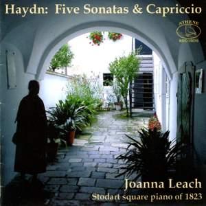 Haydn - Keyboard Sonatas, Vol. 2